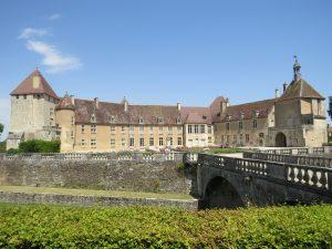 Castle Époisses