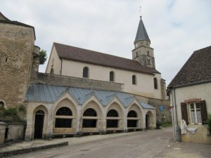 Church Saint-Martin & wash-house