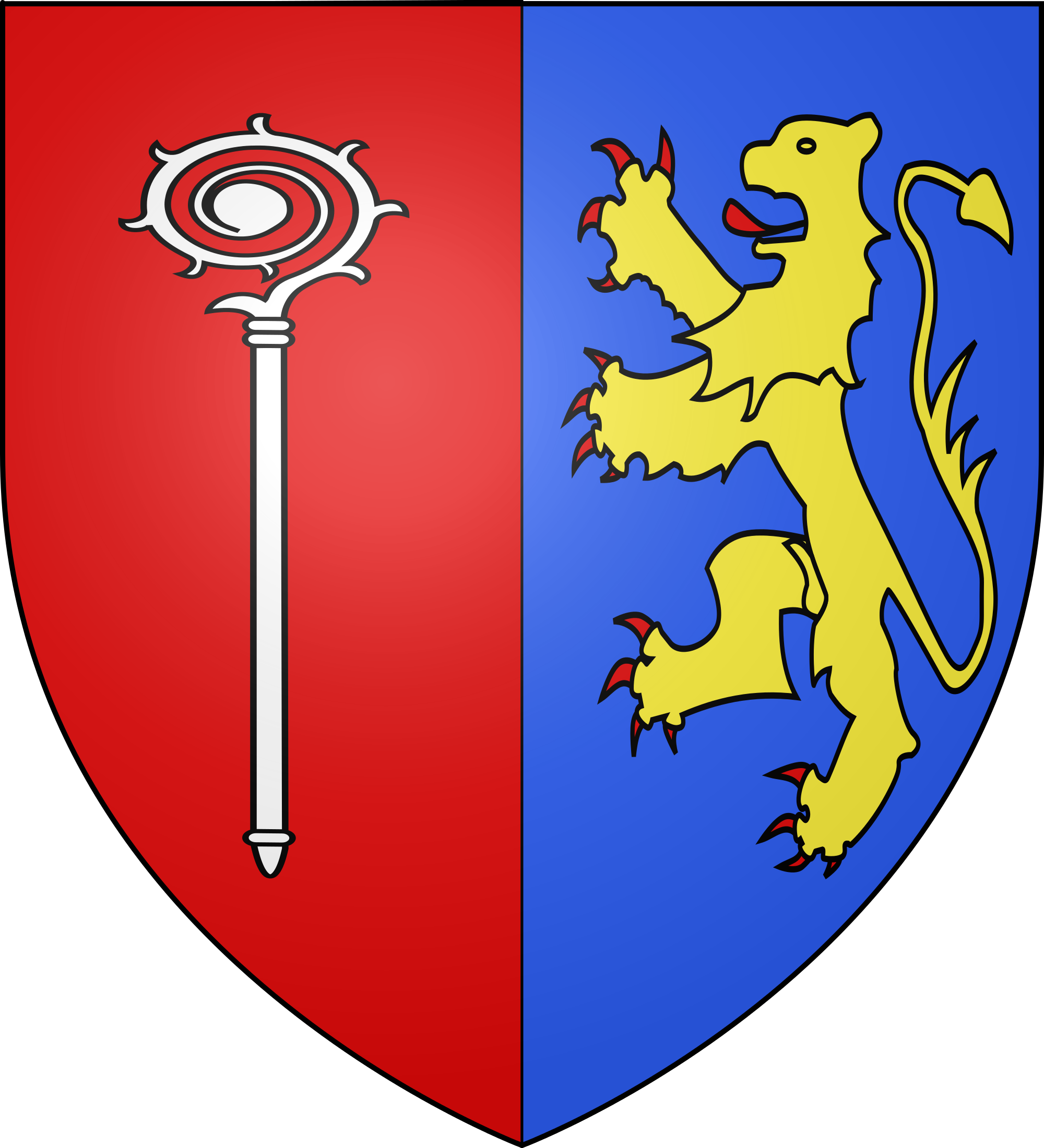 Coat of Auberive