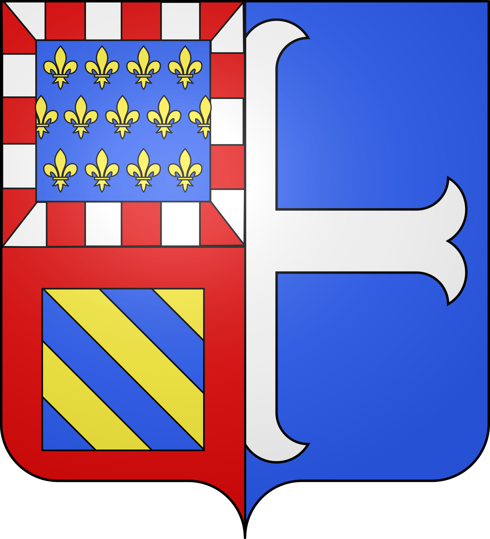Coat of Auxonne