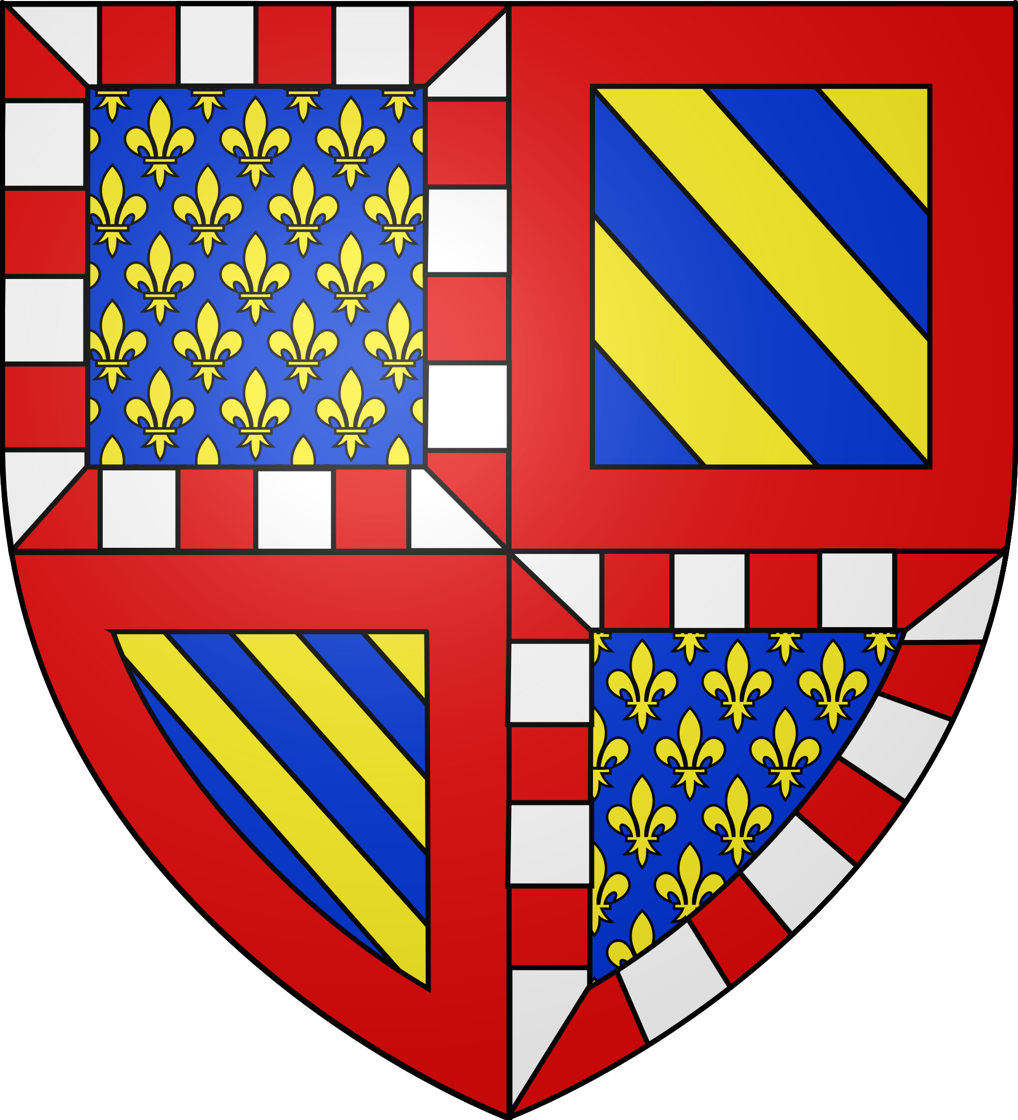 Coat of Bourgondië