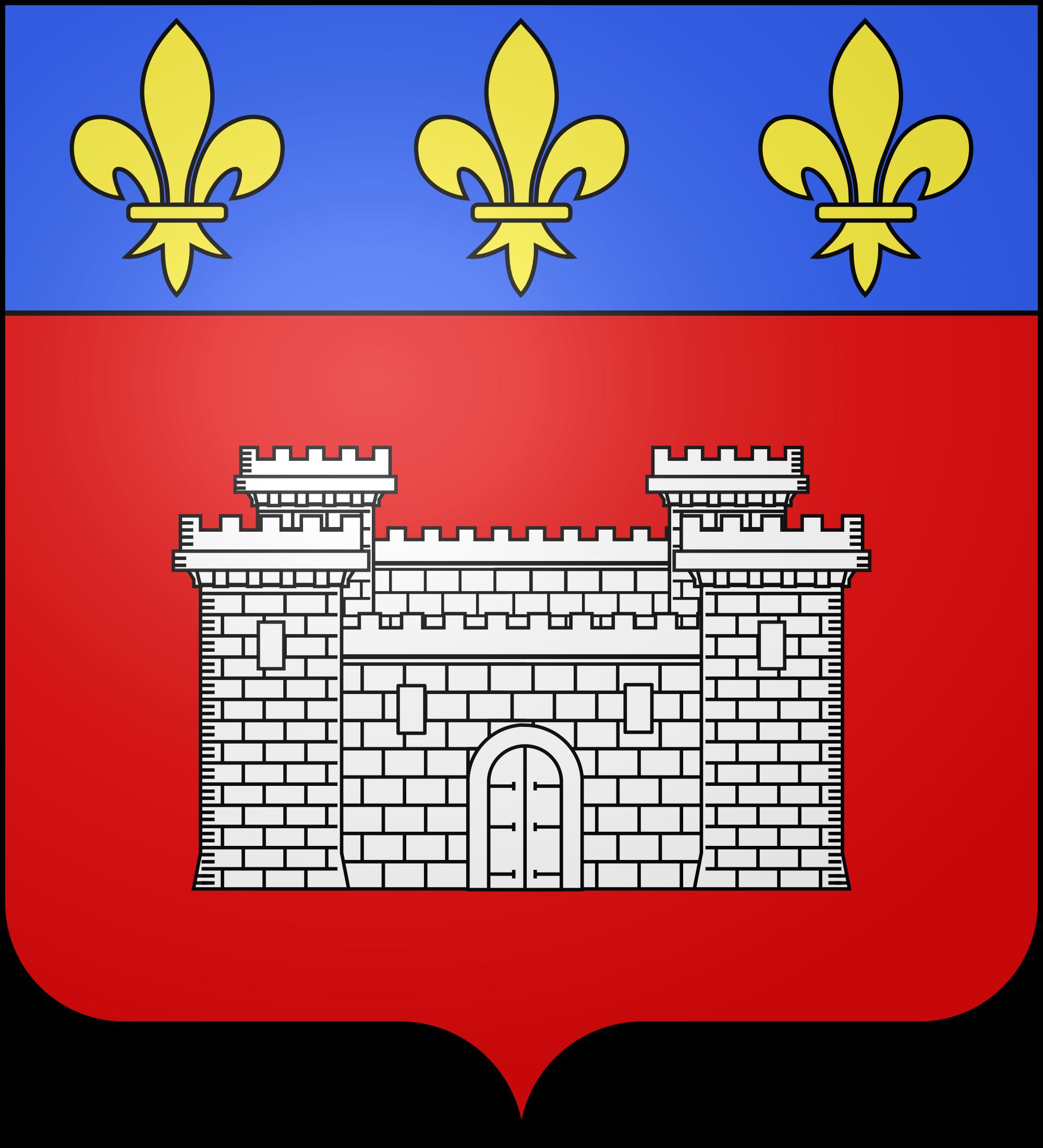 Wappen von Châtillon-sur-Seine