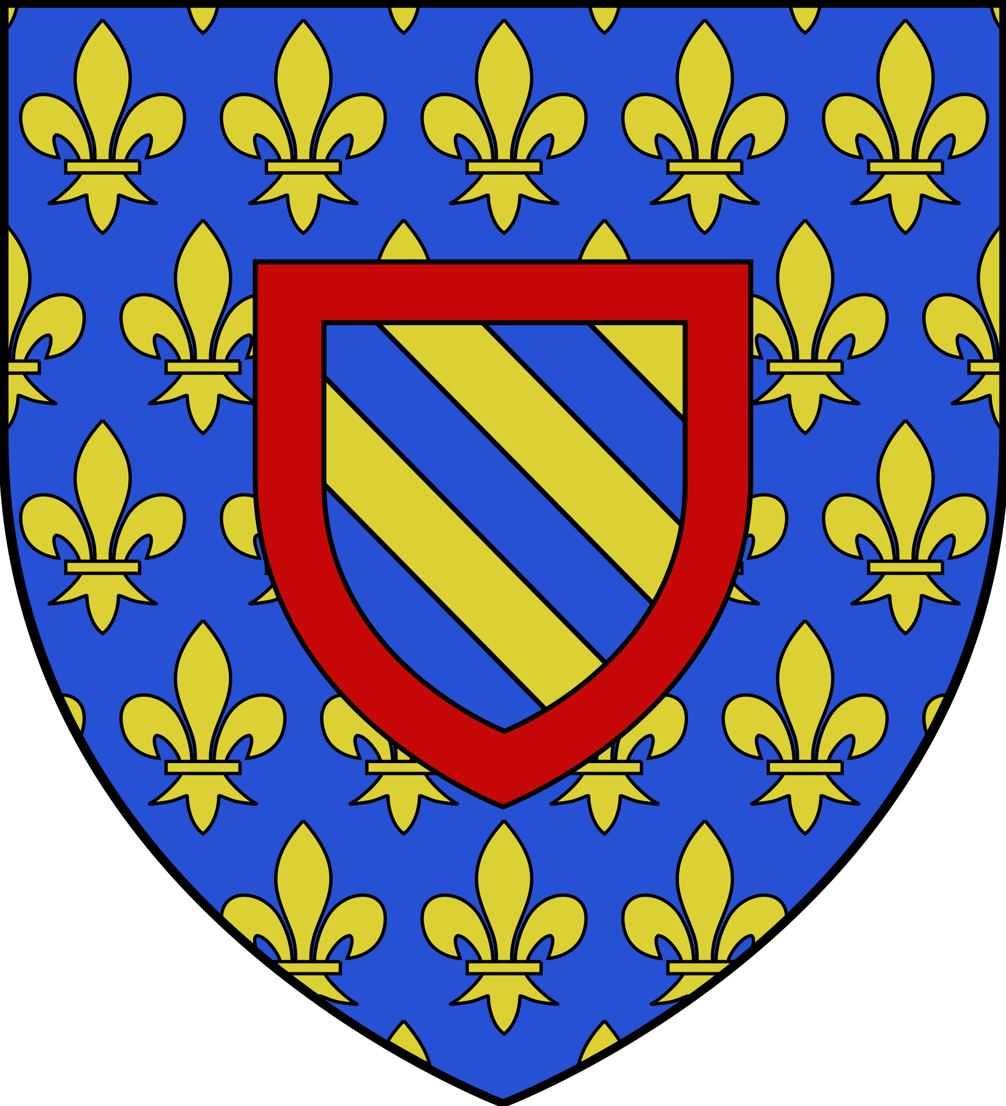 Coat of Cîteaux