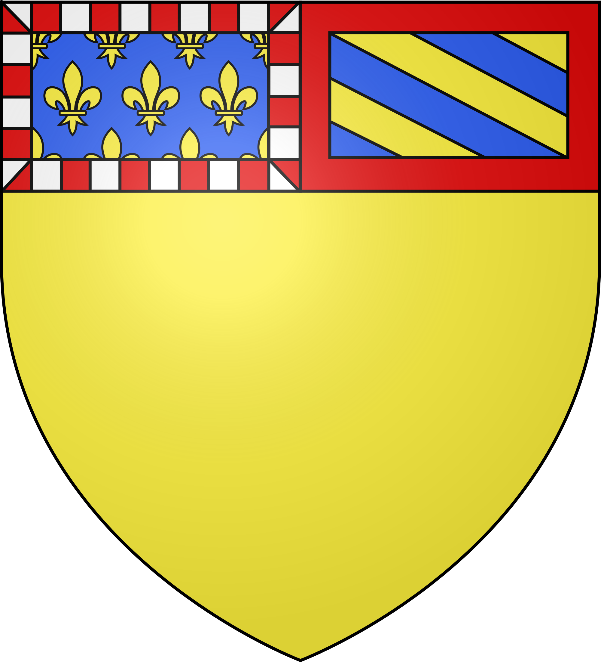 Coat of Côte d'Or