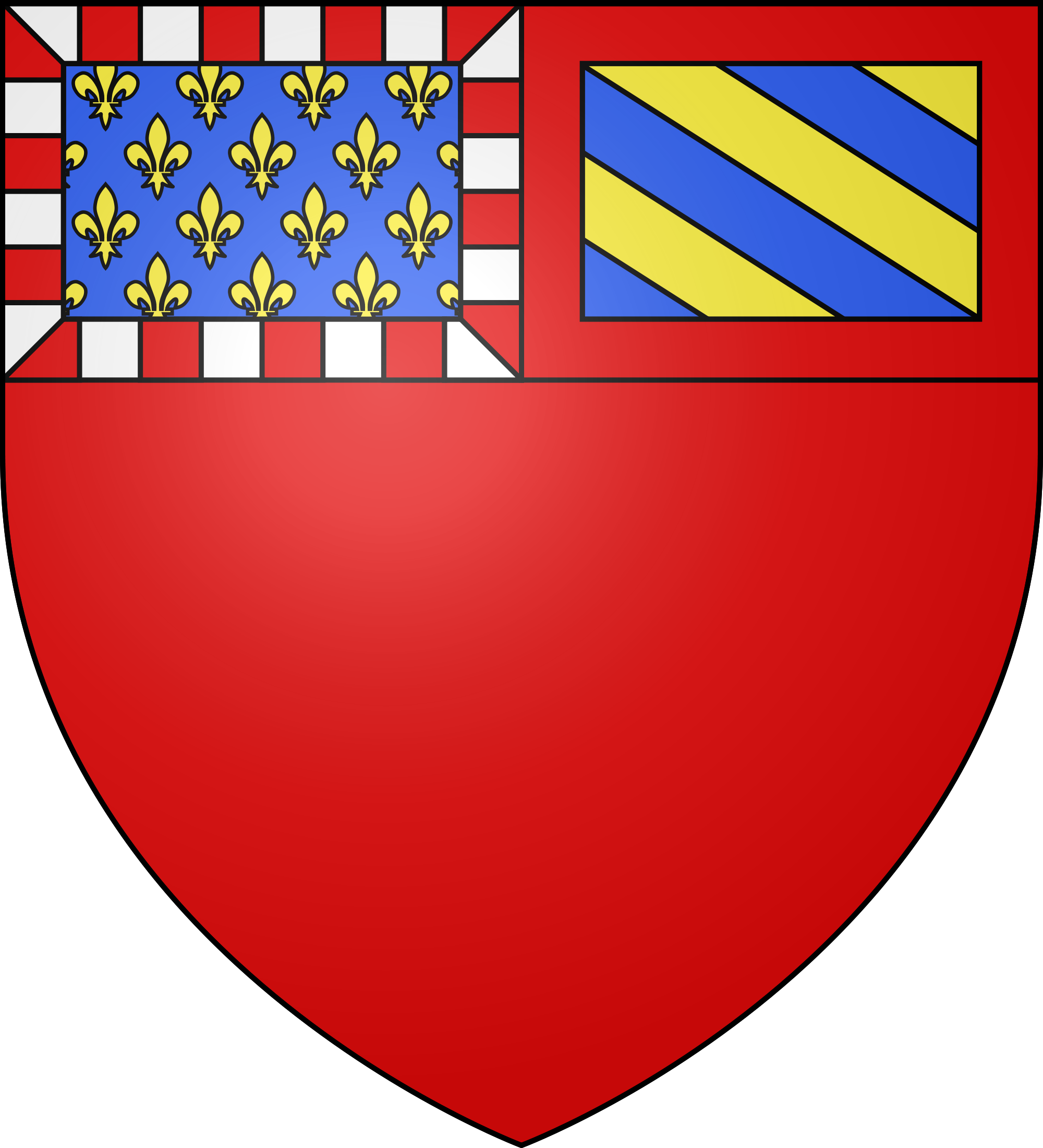Coat of Dijon