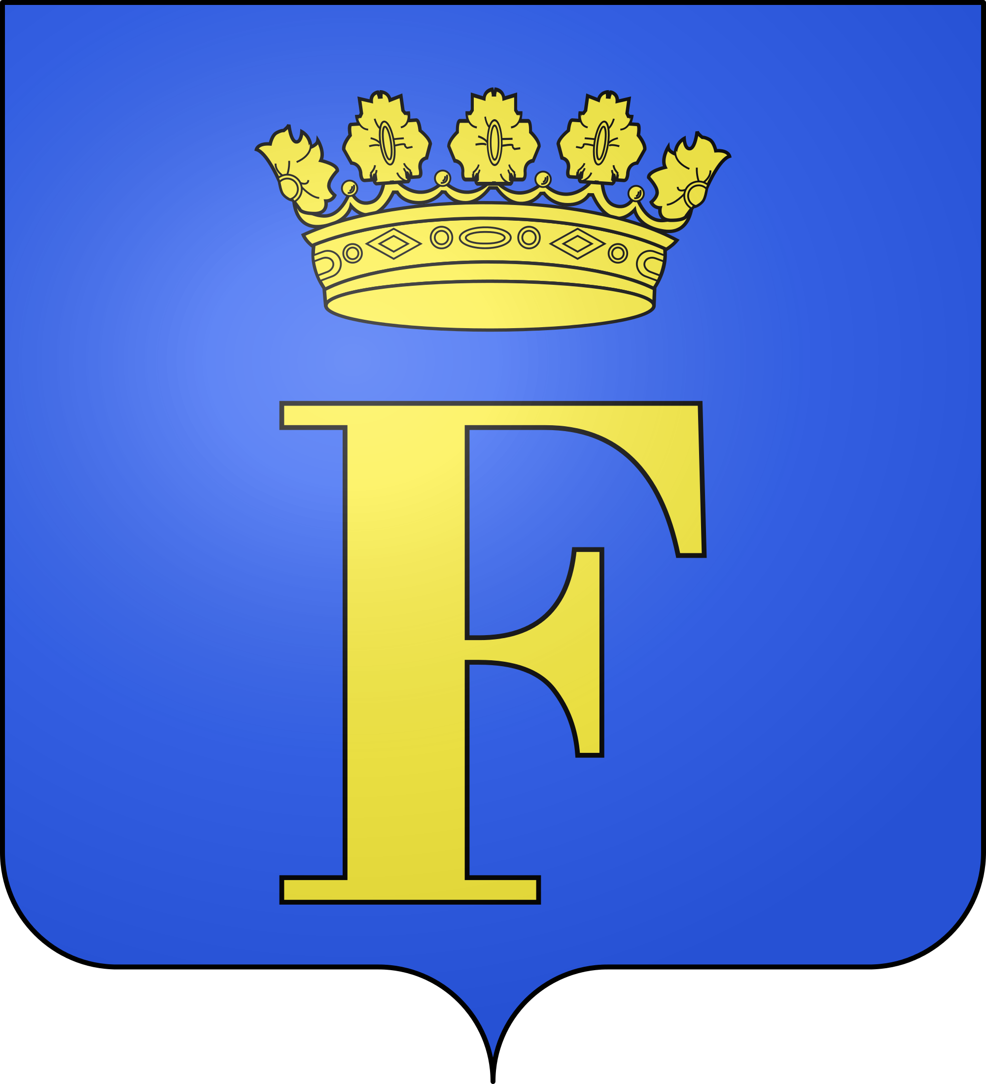 Wappen von Flavigny-sur-Ozerain