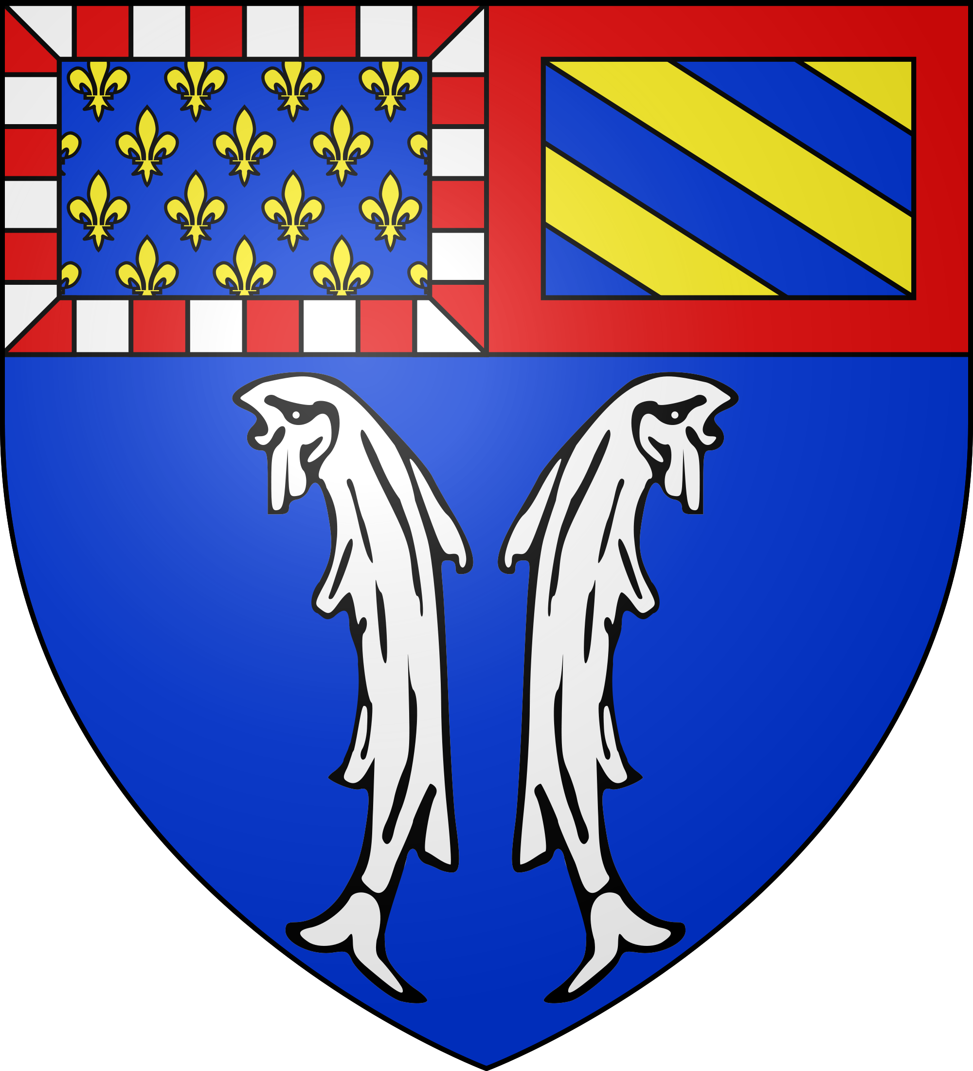 Coat of Montbard