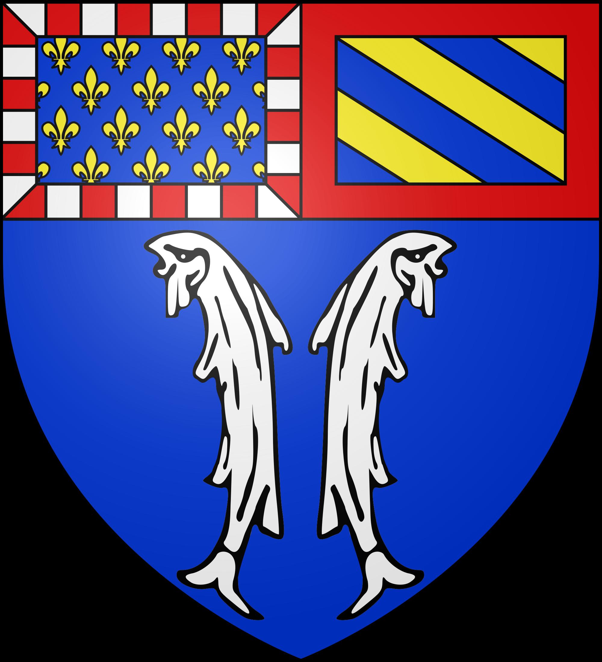Wappen von Montbard