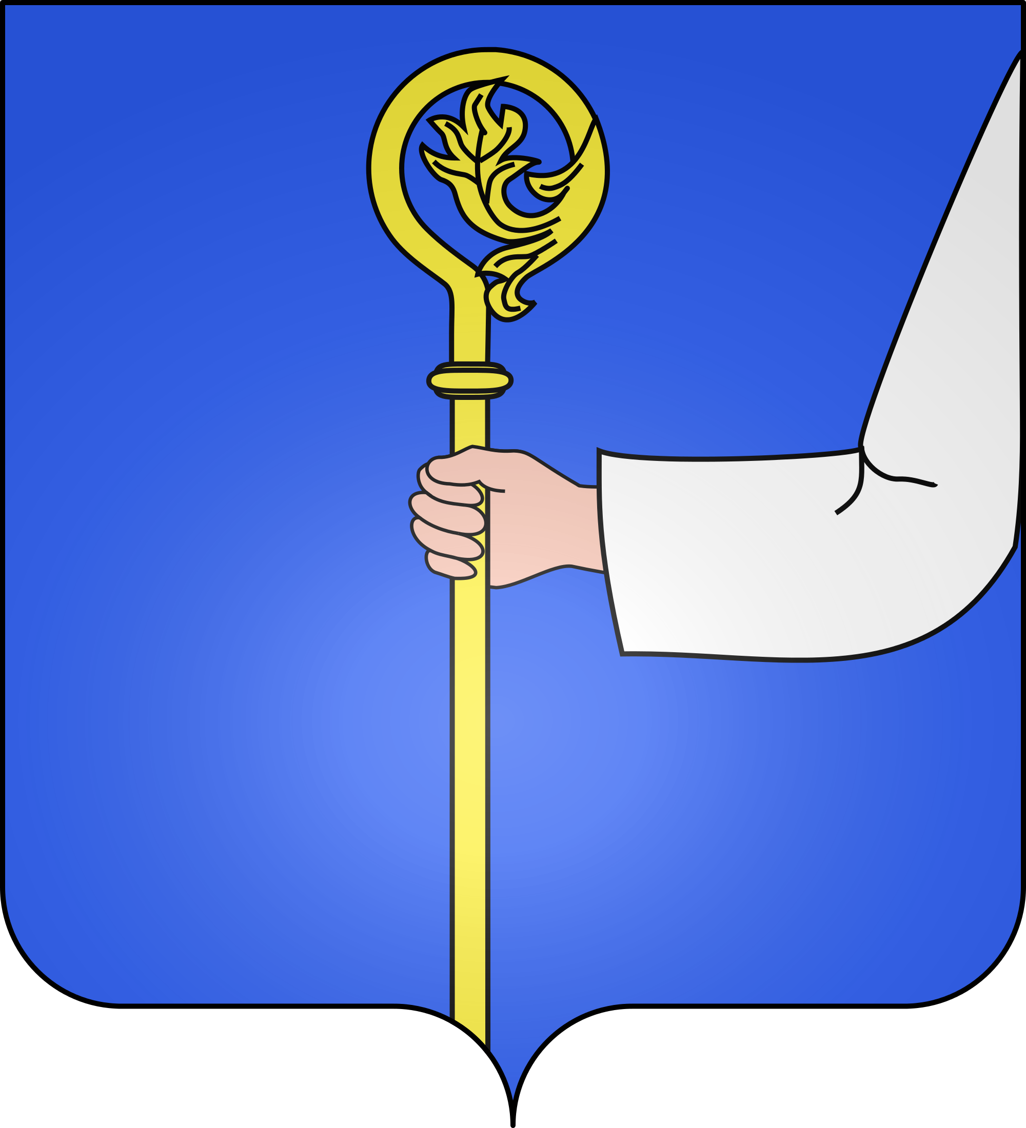 Coat of Saint-Seine-l'Abbaye