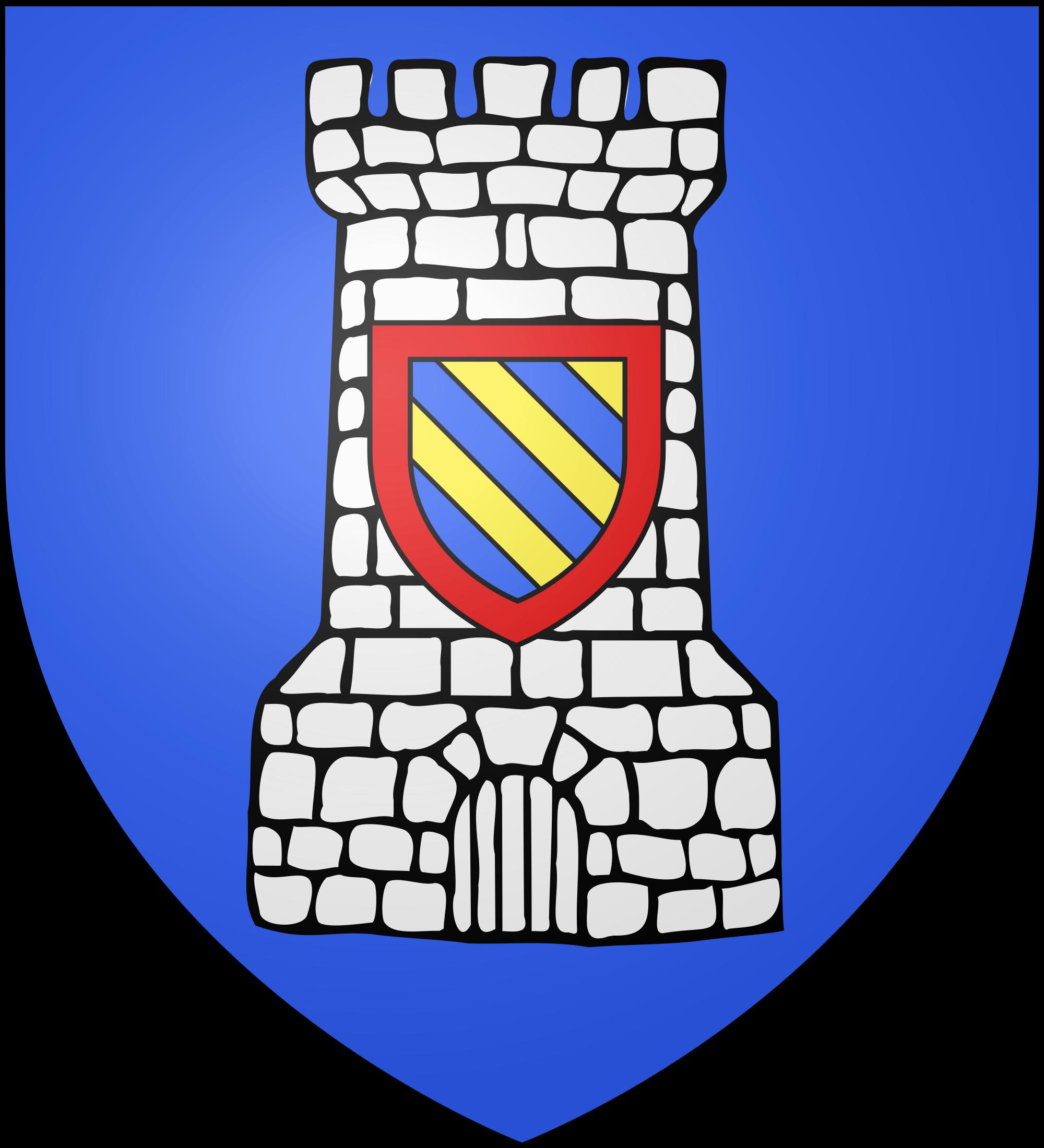 Coat of Semur-en-Auxois